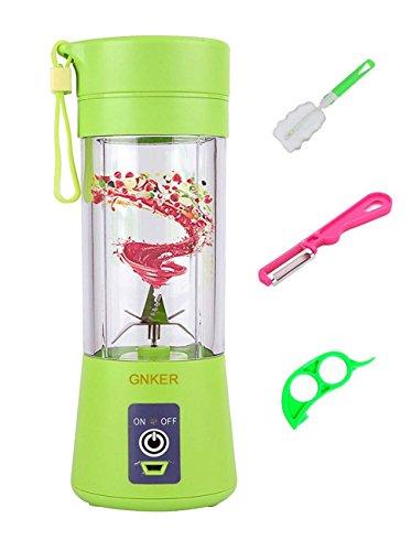 Portable Juicer Blender Beckool Travel Personal Usb Mixer