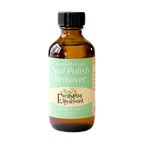 Nail Polish Remover That Works: Non-toxic, Natural, Aromatherapy Nail Polish Remover